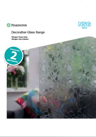 Pilkington Decorative Glass Brochure