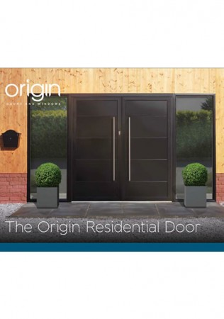 The Origin Residential Door