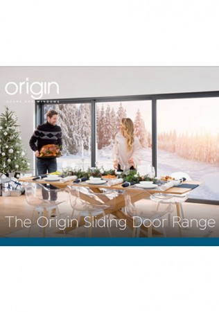 The Origin Sliding Door Range